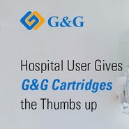 Hospital User Gives G&G Cartridges the Thumbs up